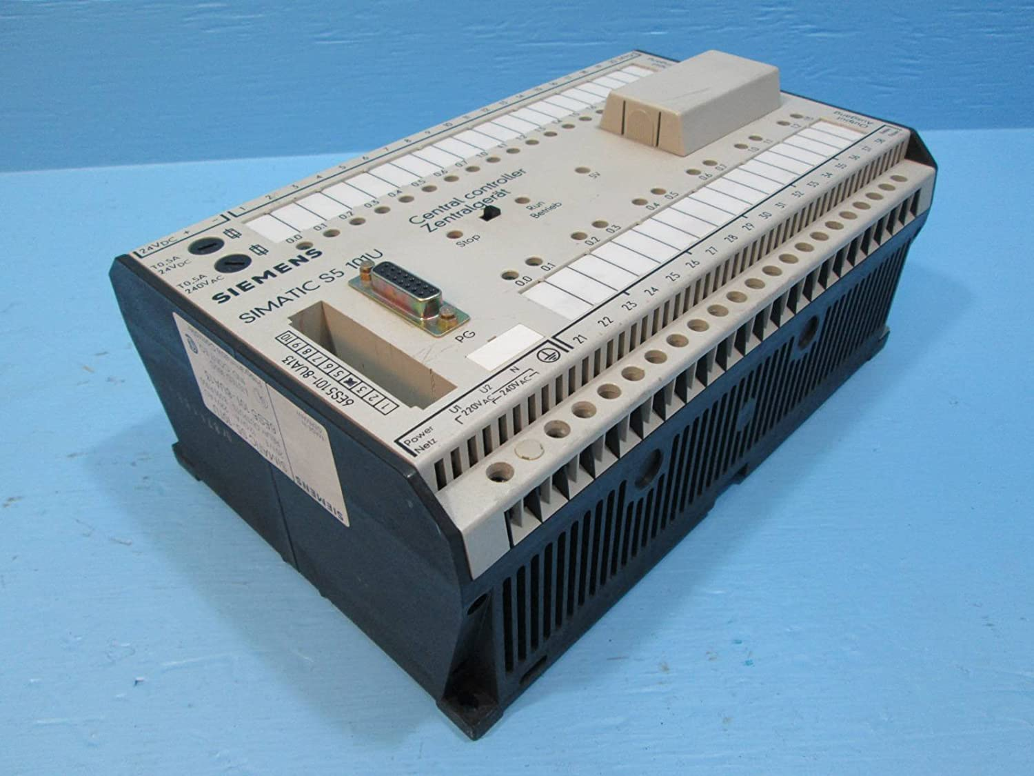 What is Siemens SIMATIC S5 Programmable Controllers?