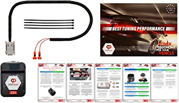 ChipPower Chiptuning CS2 f/ür E-Klasse E 240 S//W210 125 kW 170 PS 1997-2000 Leistung Tuning Benzin