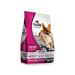 7. Nulo Freestyle Grain-Free Dry Dog Food (Turkey Recipe)