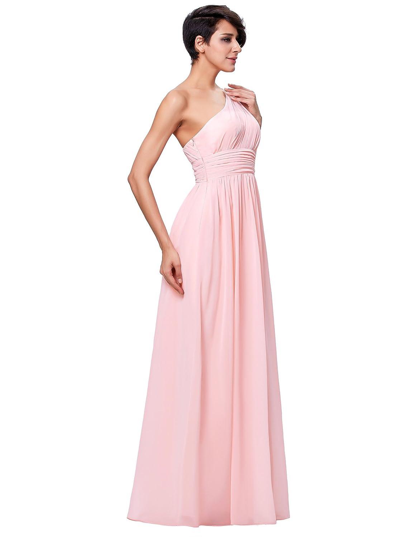 vestido largo Fiesta dama boda talla 34 36 38 40 42 44 46 48 50 ...