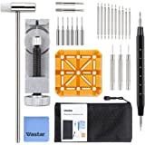 Vastar Watchband Link Remover Tool - Watch Repair Kit, 29 Pieces Watch Link Remover Kit