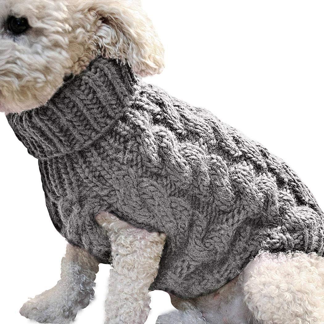 Cómodos jerseys para tus mascotas (7 colores) por sólo 4,80€ con el #código: O88WROGZ