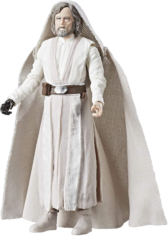 Star Wars 2017 The Black Series Luke Skywalker (Jedi Master) The Last Jedi Action Figure 3.75 Inches