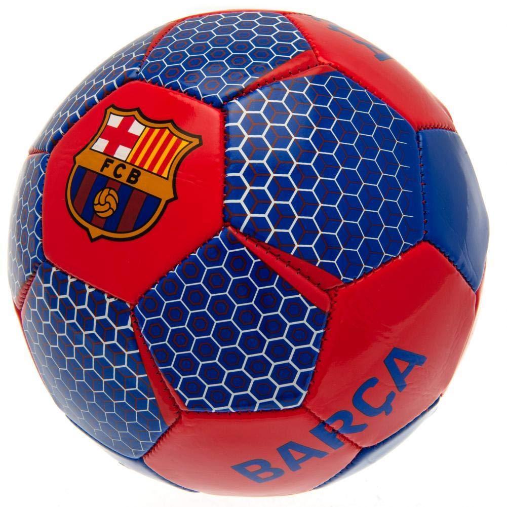 FC Barcelona Vortex - Balón de fútbol, Talla 5: Amazon.es ...
