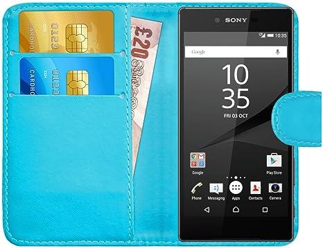 G-Shield Funda Para Sony Xperia Z5 Premium, Carcasa Libro de ...