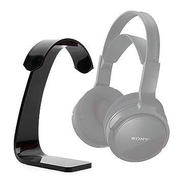 DURAGADGET Soporte para Auriculares Krom Kyus/Logitech H800 / Sennheiser PC 373D / Sennheiser PXC