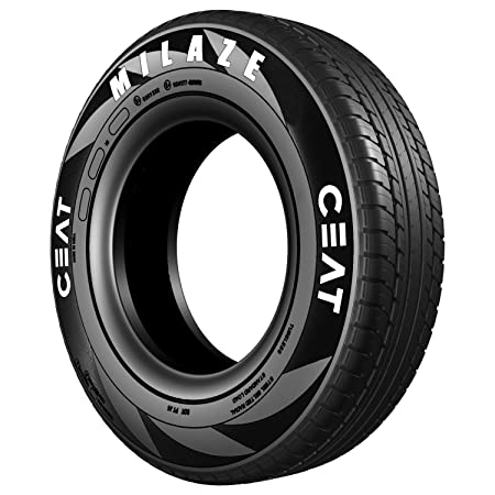 Ceat 101584 Milaze TL 175/65 R14 82T Tubeless Car Tyre