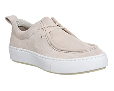 Clarks Originals Priddy Walla Shoe Light Pink Suede 12579