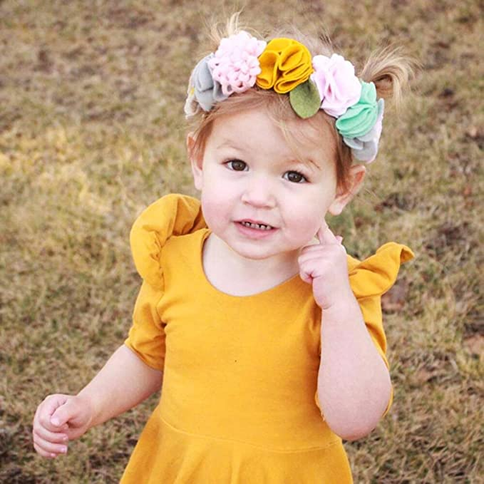 Amazon.com: goodlock bebé niños Fashion – Vestido Bebé niña ...