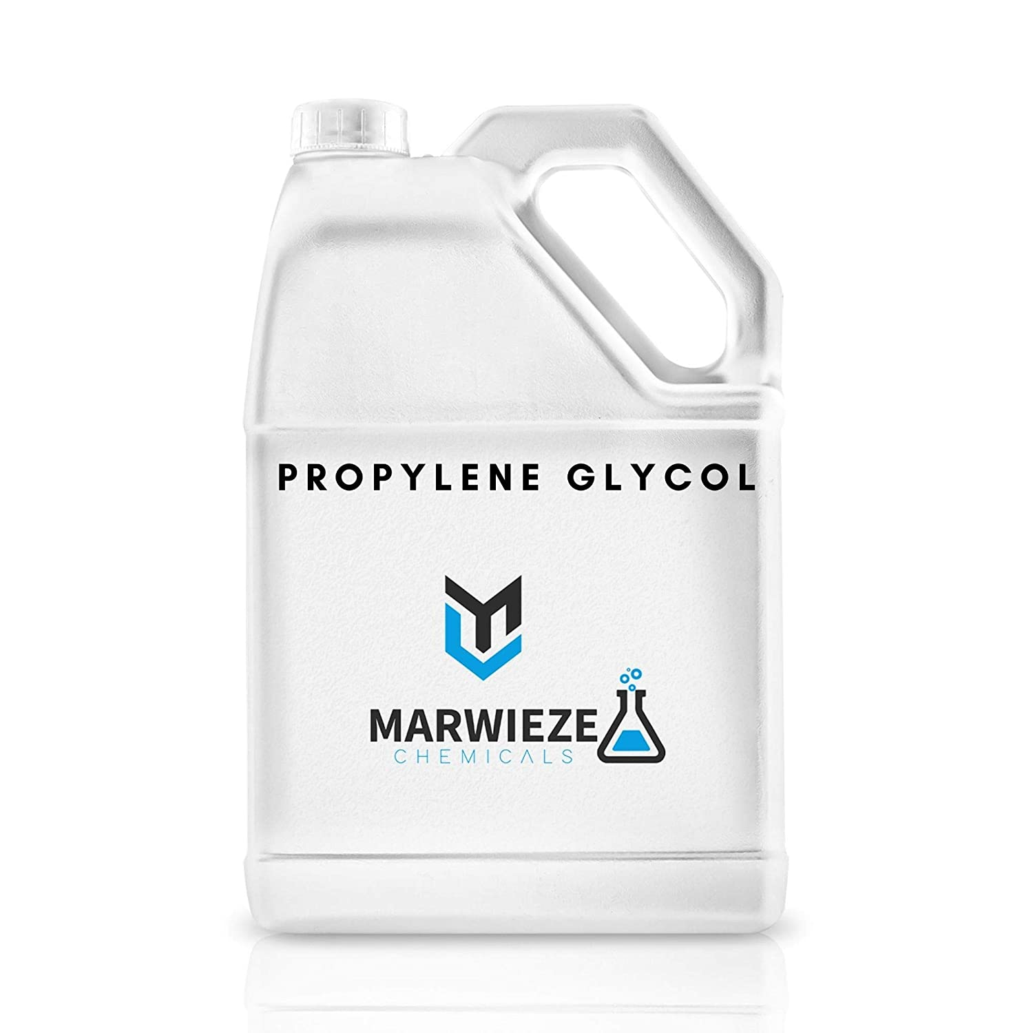 Propylene Glycol – High-Purity Propylene Glycol – Premium Food-Grade Humectant and Solvent – Suitable for Soaps, Lotions, Homemade Beauty Products – Anti-Freeze Kosher (1 Gallon)