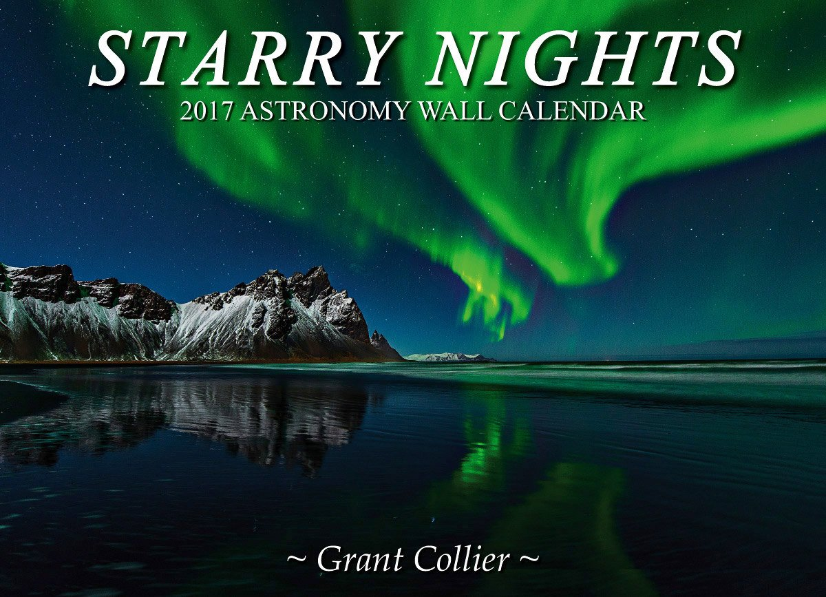 Starry Nights 2017 Astronomy Calendar product image