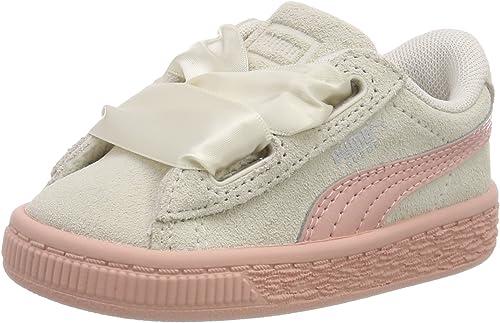 puma scarpe rosa cuori