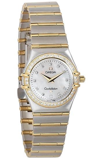 Omega 1277.75.00 constelación de las mujeres Diamond Reloj