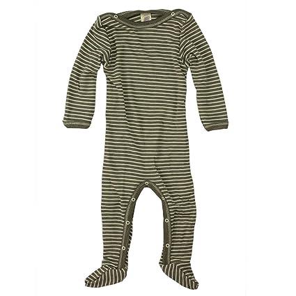 Engel Axil - Pelele para dormir - básico - para bebé niña walnuss/natur 50