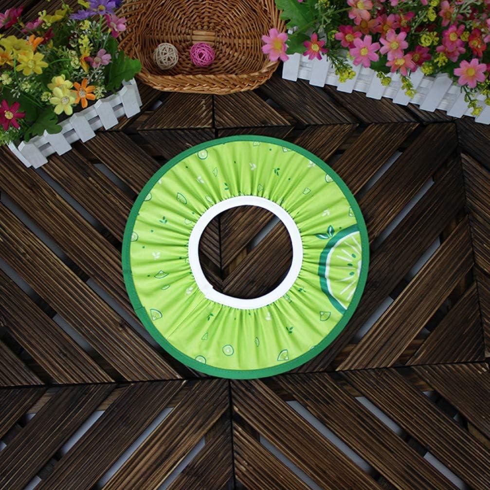 SUPVOX 2pcs Bath shampoo shower visor protection soft cap for toddlers baby children