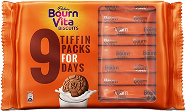 Bournvita Biscuits Tiffin Pack, 250g