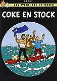 Les Aventures de Tintin - Coke en stock
