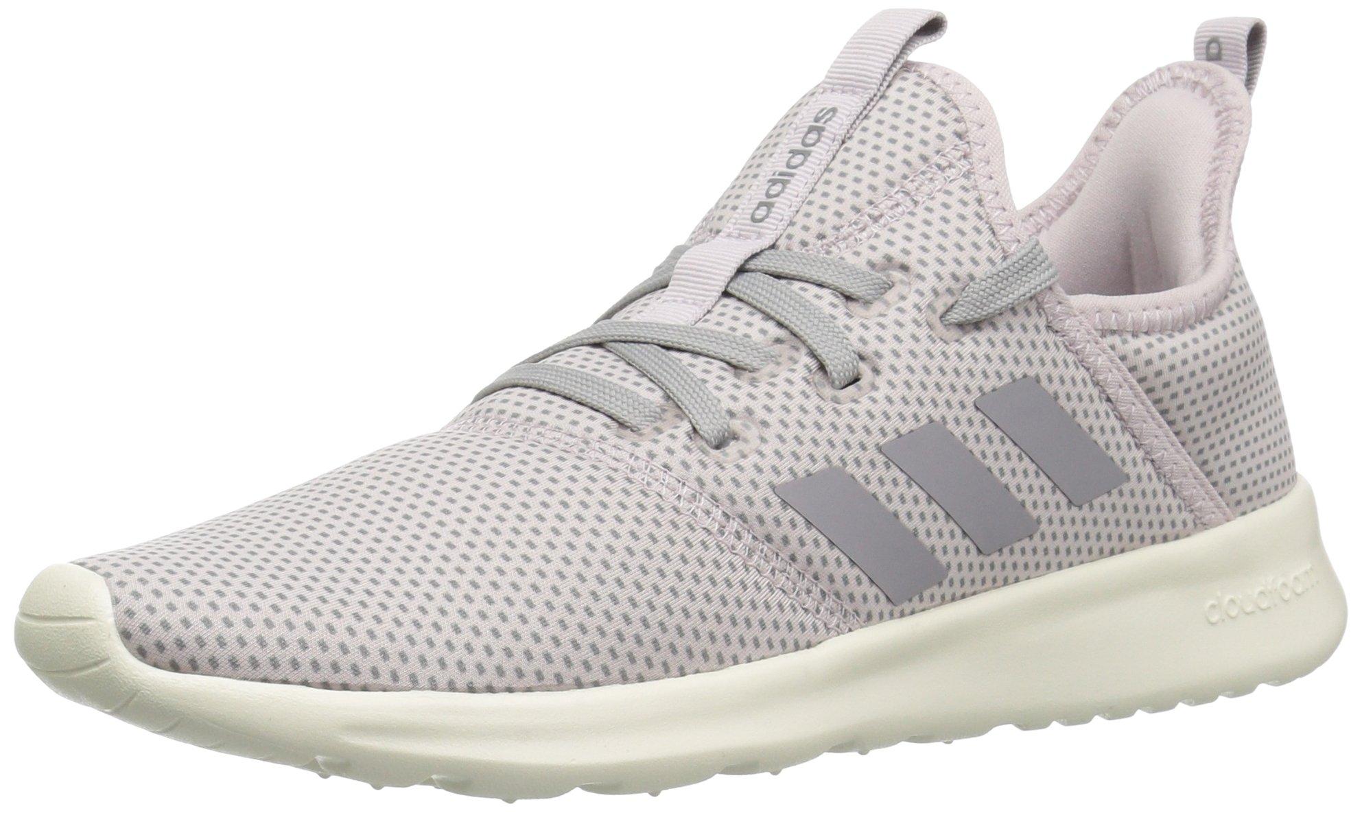 adidas Performance Women's Cloudfoam Pure Running Shoe, Ice Purple/Grey/White, 5 M US by adidas (Image #1)