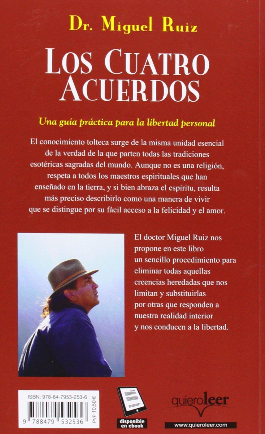 Los Cuatro Acuerdos Libro Completo Gratis Pdf - Libros Famosos @tataya.com.mx