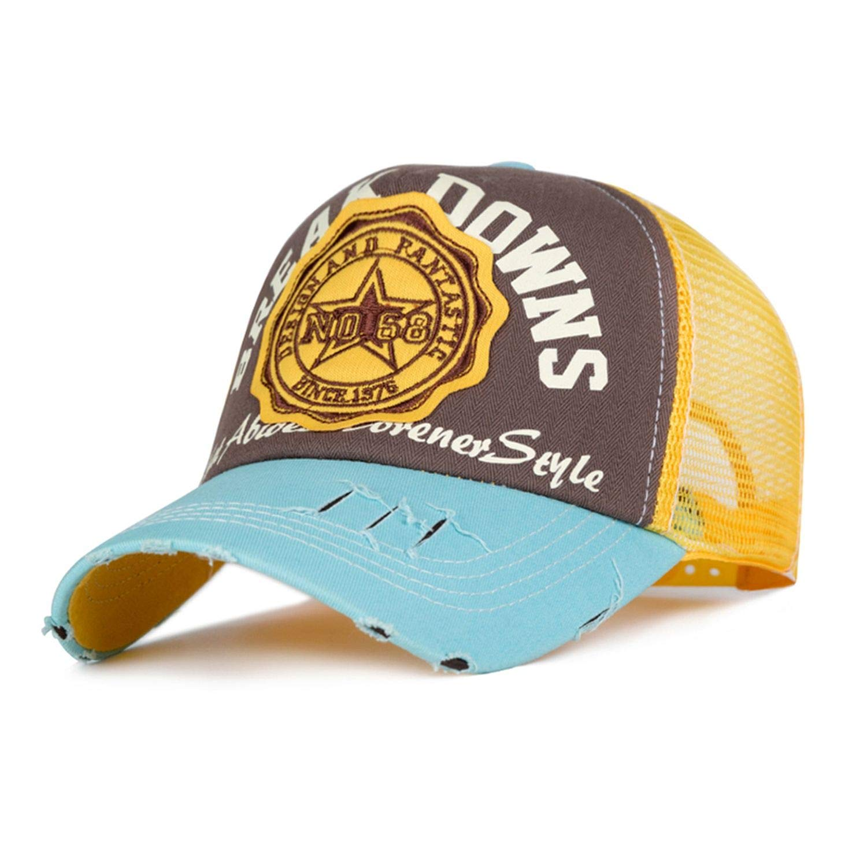 New Men Baseball Cap Women Mesh Caps for Male Female Bone Quick Dry Summer Gorras Casual Fashion Snapback Cap