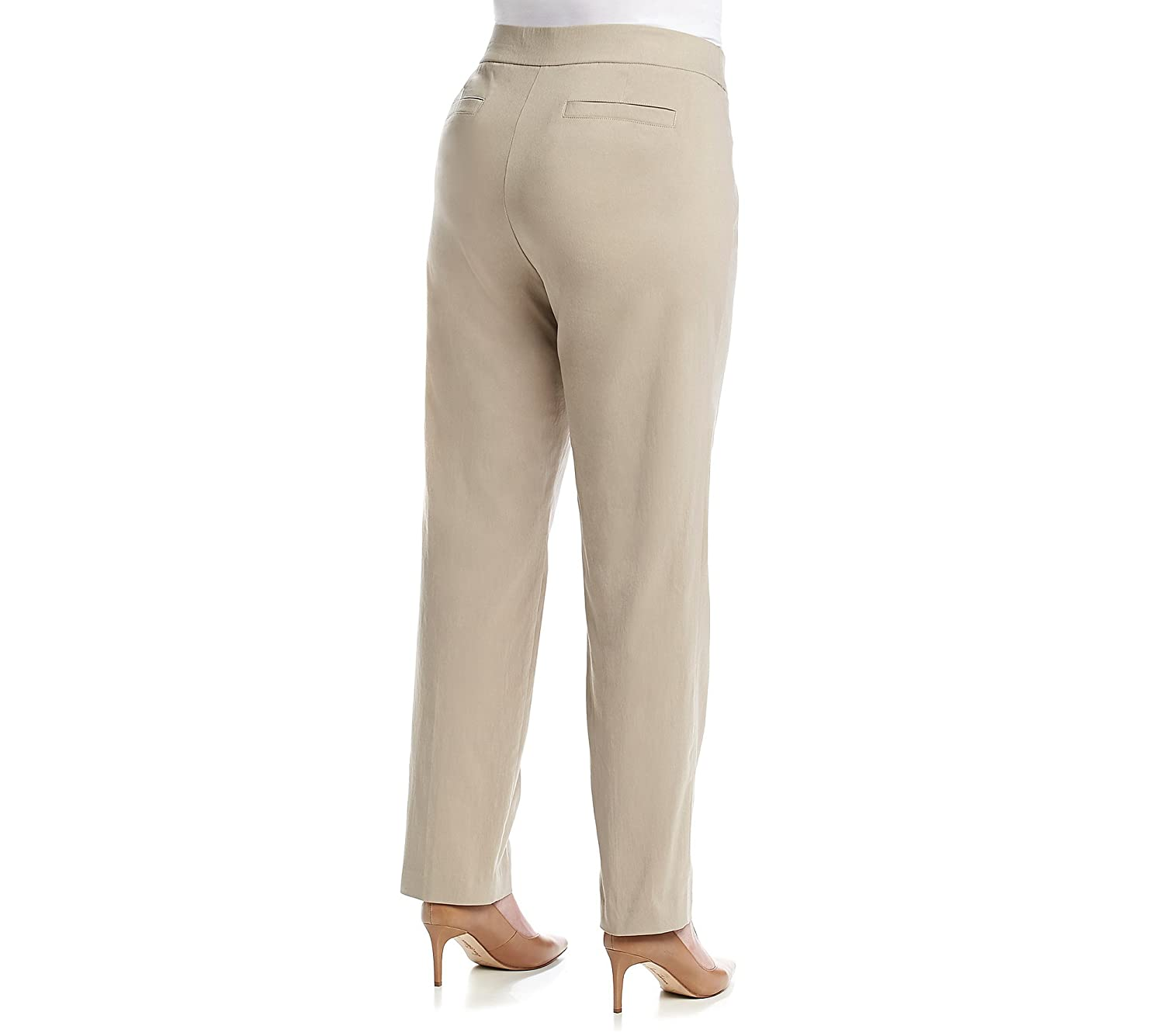 a3354074fee Studio Works Plus Size Millennium Pull On Pants at Amazon Women s Clothing  store
