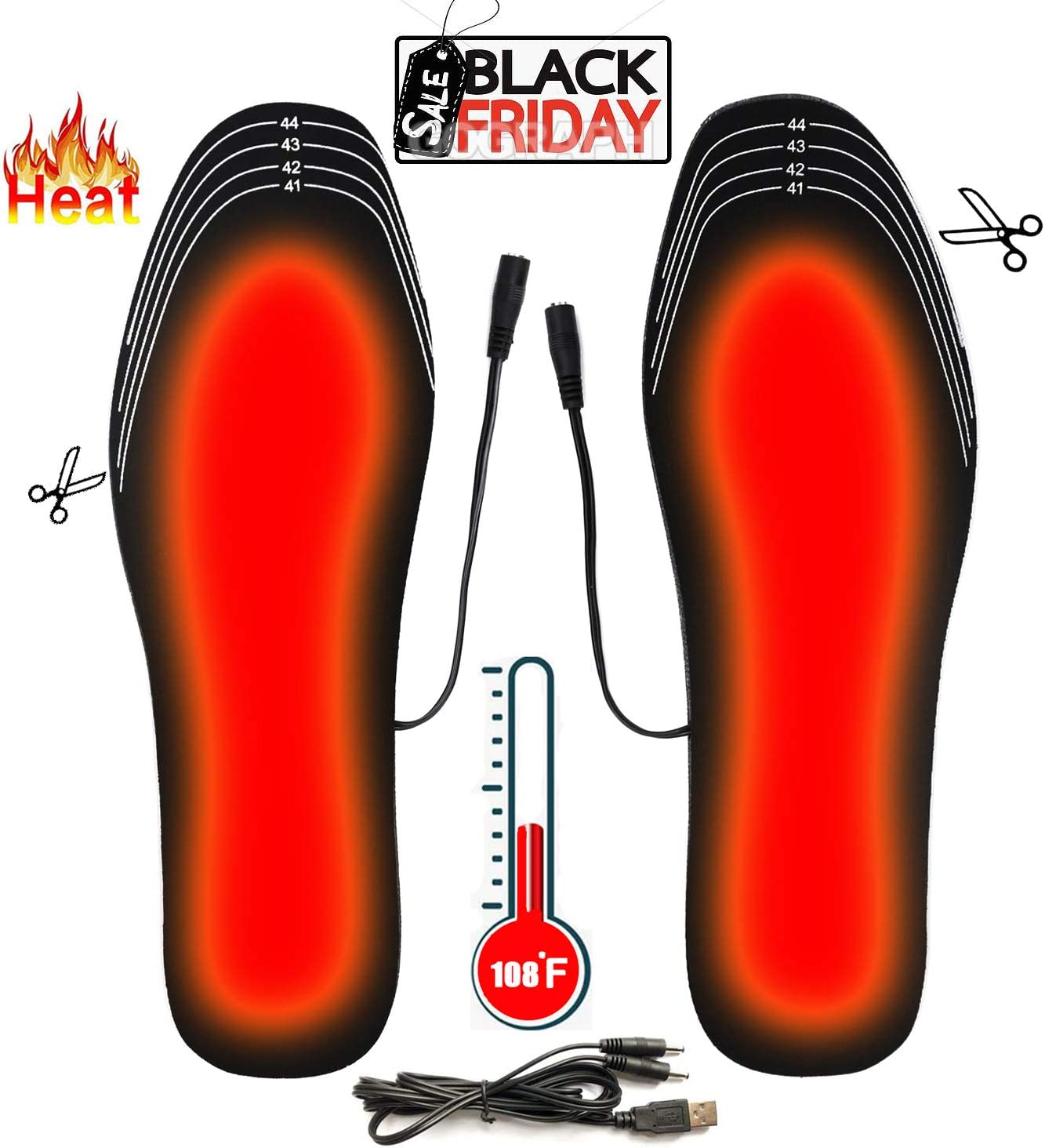 Filbake Feet Warmers For Shoes