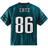 1c594754 Outerstuff Zach Ertz Philadelphia Eagles #86 Green Kids Home Player Jersey