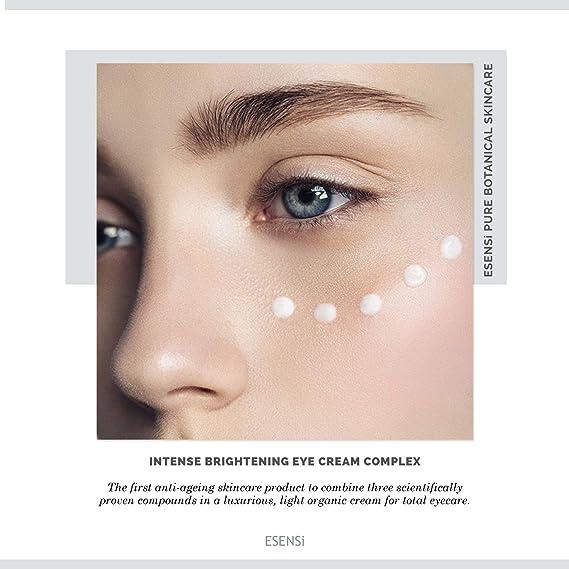 Crema Para Ojos Blanqueadora Intensiva de ESENSi | Tratamiento Antiarrugas Corrector de Ojeras