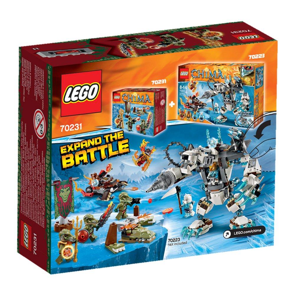 LEGO Legends of Chima - Juguete Chima Pack de la Tribu del ...