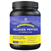 Grass-Fed Collagen Peptides 1.5 lb. Custom Anti-Aging Hydrolyzed Protein Powder...