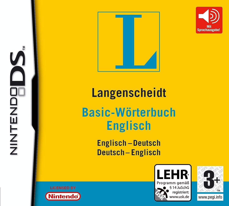 Langenscheidt Wörterbuch Englisch <-> Deutsch [Importación alemana]