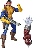 Marvel Legends Series 6-inch Collectible Action Figure Marvel's Forge Toy (X-Men Collection) – with Marvel's Caliban Build-a-Figure Part