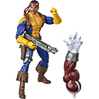 """Marvel Legends Series 6"""" Collectible Action Figure Forge Toy (X-Men Collection) - with Caliban Build-A-Figure Part"""