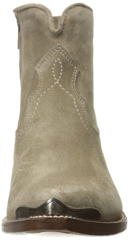 FRYE Women's Shane Tip Short Western Boot B01H5MXVRE 7 B(M) US|Ash