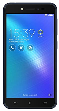 Asus Zenfone Live (Navy Black, 16 GB) (2 GB RAM) Smartphones at amazon