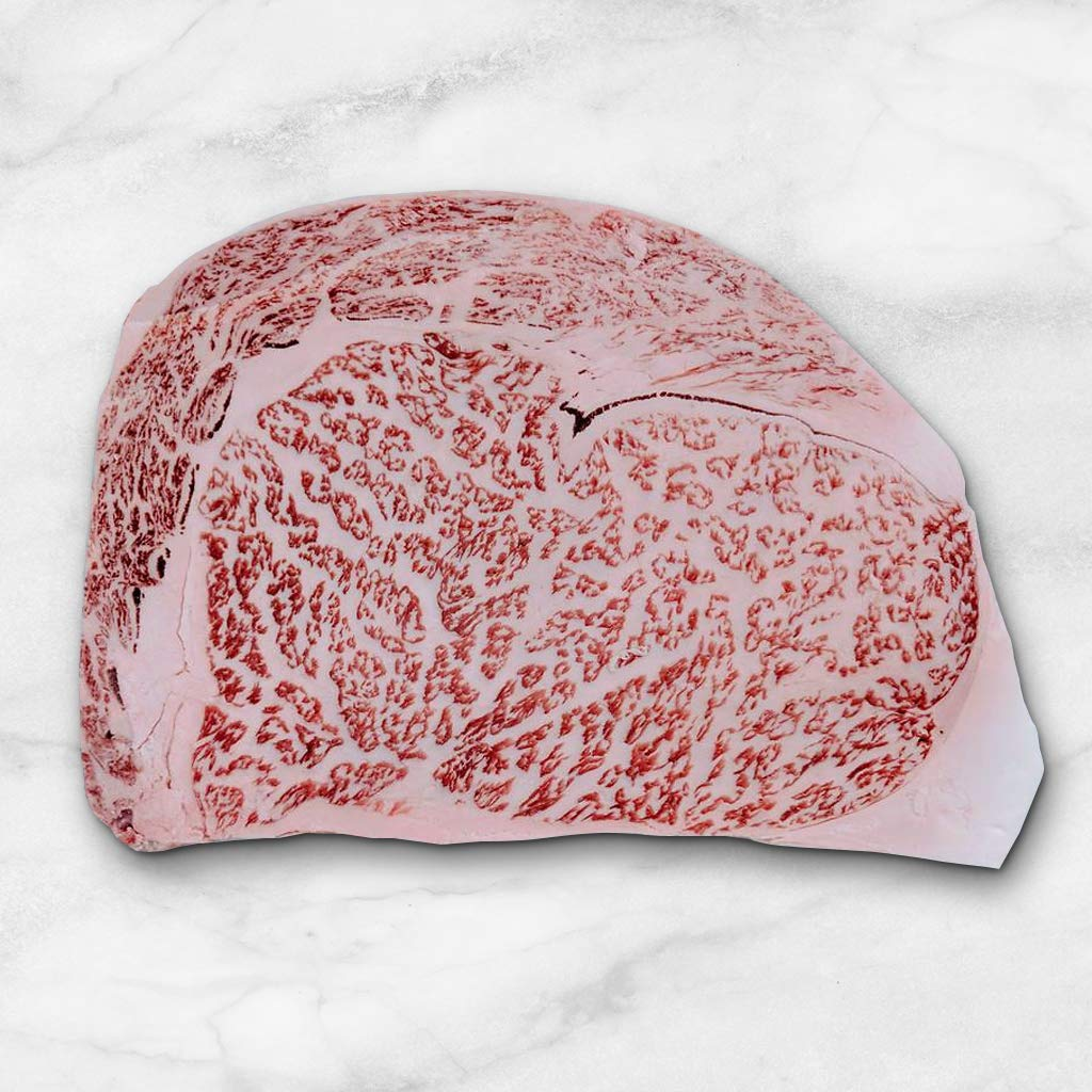 Holy Grail Steak Company, A5 Grade, Genuine Kobe Ribeye, Japanese Wagyu Beef (13-15 oz.) by Holy Grail Steak Company (Image #1)
