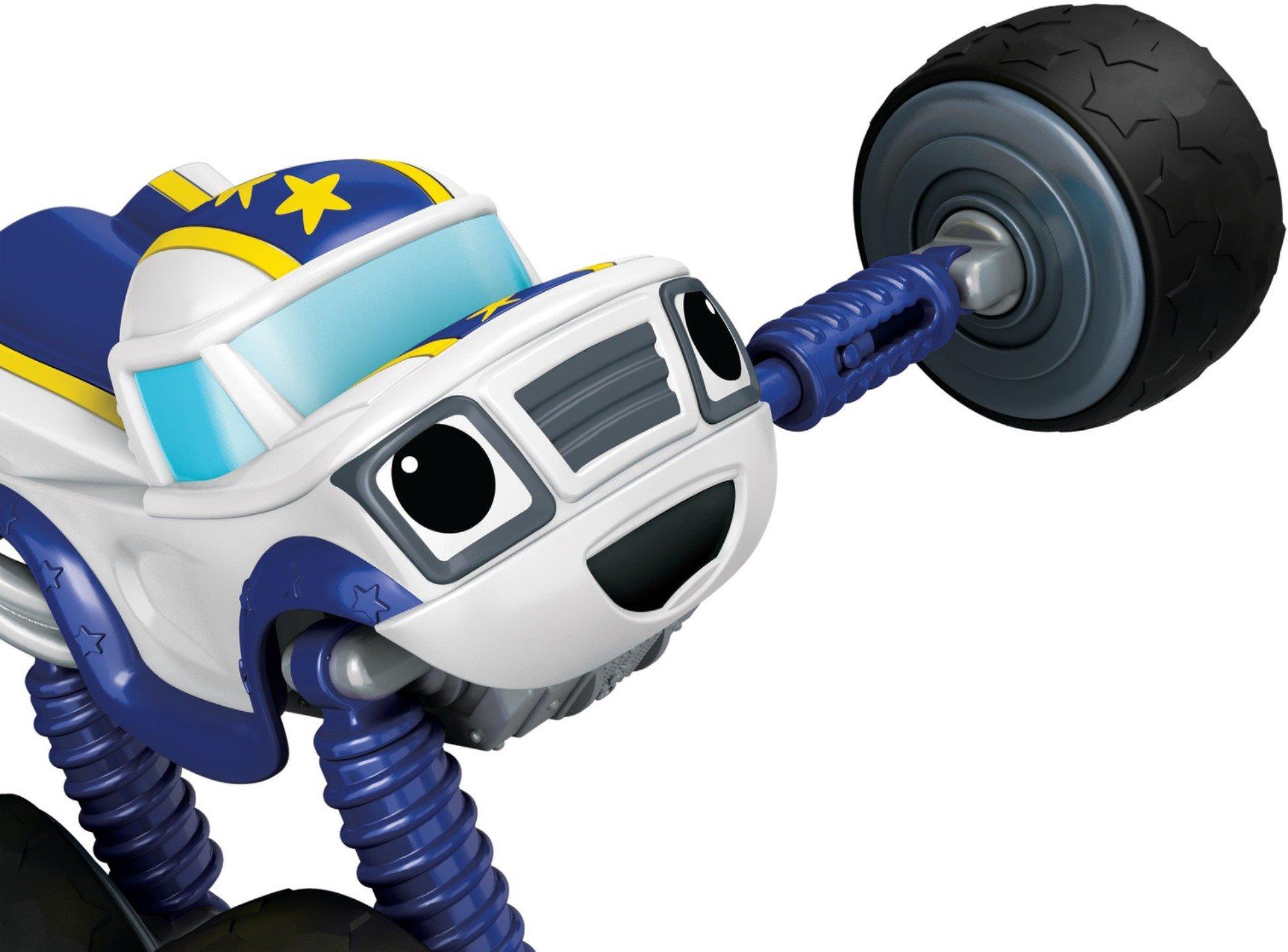 Fisher-Price Nickelodeon Blaze & the Monster Machines, Monster Morpher Darington by Fisher-Price (Image #11)