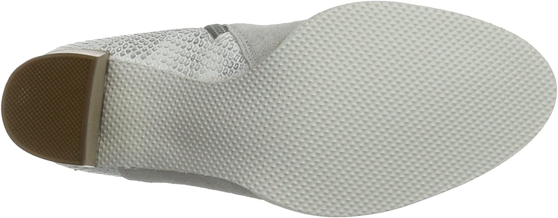Gabor Shoes Comfort, Bottes Classiques Femme Blanc Ice Off White 92