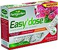 Engrais Easy'dose Géraniums, Rosiers et toutes Plantes fleuries - 50 sachets monodoses hydrosolubles