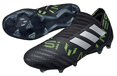 bd21a5d38673 adidas Nemeziz Messi 17+ 360AGILITY Firm Ground Cleats  CBLACK  (4)