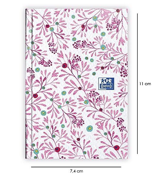 Amazon.com : Oxford Flowers 2019-2020 Agenda August to ...
