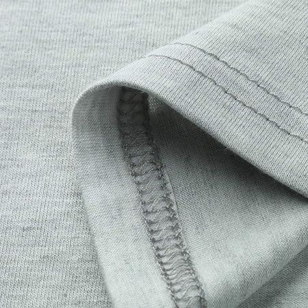 Amazon.com: Lanhui - Camiseta de manga corta para embarazada ...