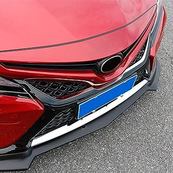 carbon fiber Front  Hood Moulding Upper Grille Guard Trim for Toyota Camry 2018