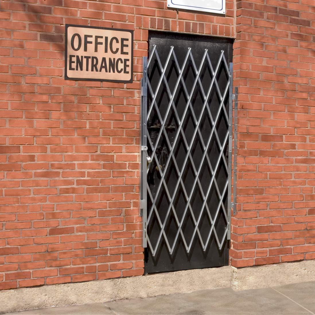 Illinois Engineered Products Folding Door Gate, 48'' W x 43'' H by Illinois Engineered Products