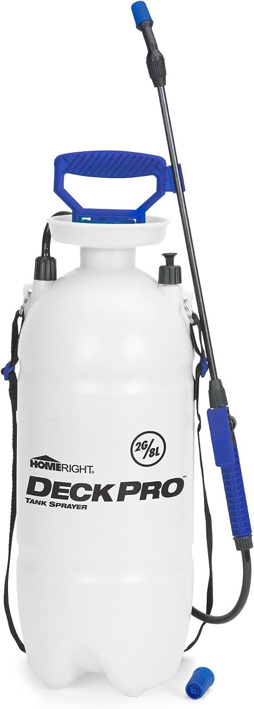 HomeRight C900908 C900908 Tank Sprayer, 2 gal, White