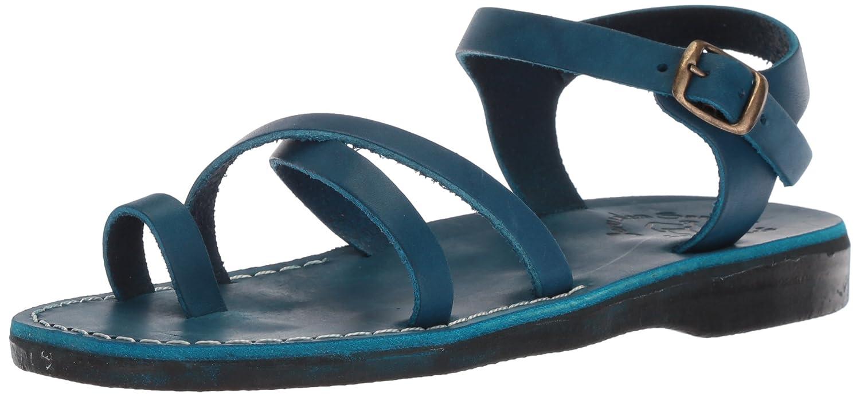 Jerusalem Sandals Women's Ava EU Sandal B075KYCV28 39 Medium EU Ava (8-8.5 US)|Blue 093923
