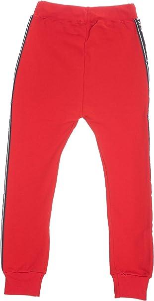 Pyrex Pantalone Tuta Bambino Rosso