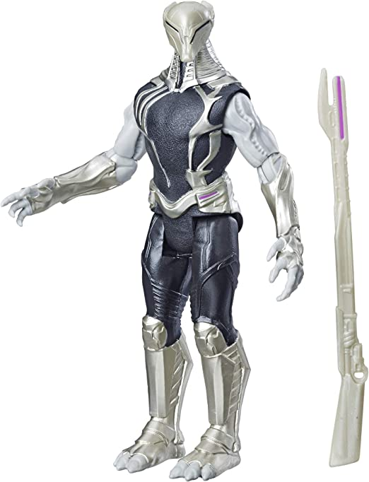 "Marvel Legends 6/"" Endgame THANOS CHITAURI ARMY SOLDIER WARRIOR BLACK ORDER NEW"