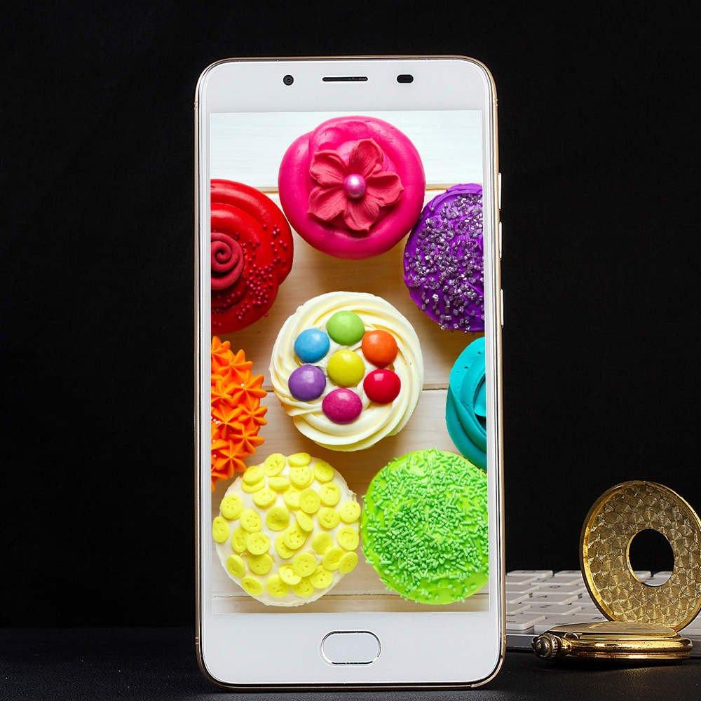 Matoen R11 Plus Android 5.1--5.5 inch Smartphone 512MB+4G - Standard - US Standard Plug WiFi Bluetooth Dual Smartphone (Gold) by Matoen (Image #5)