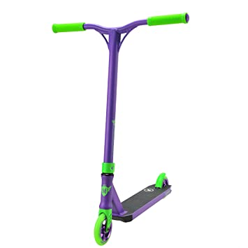 Longway Metro Complete Pro Scooter - Stunt Scooters - Perfect for Any Level Freestyle Riders - Pro Scooters for Kids - Quality Scooter Deck, Pro ...